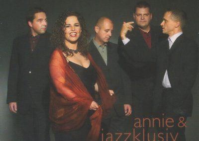 Who's Been Talkin' – Annie & Jazzklusiv